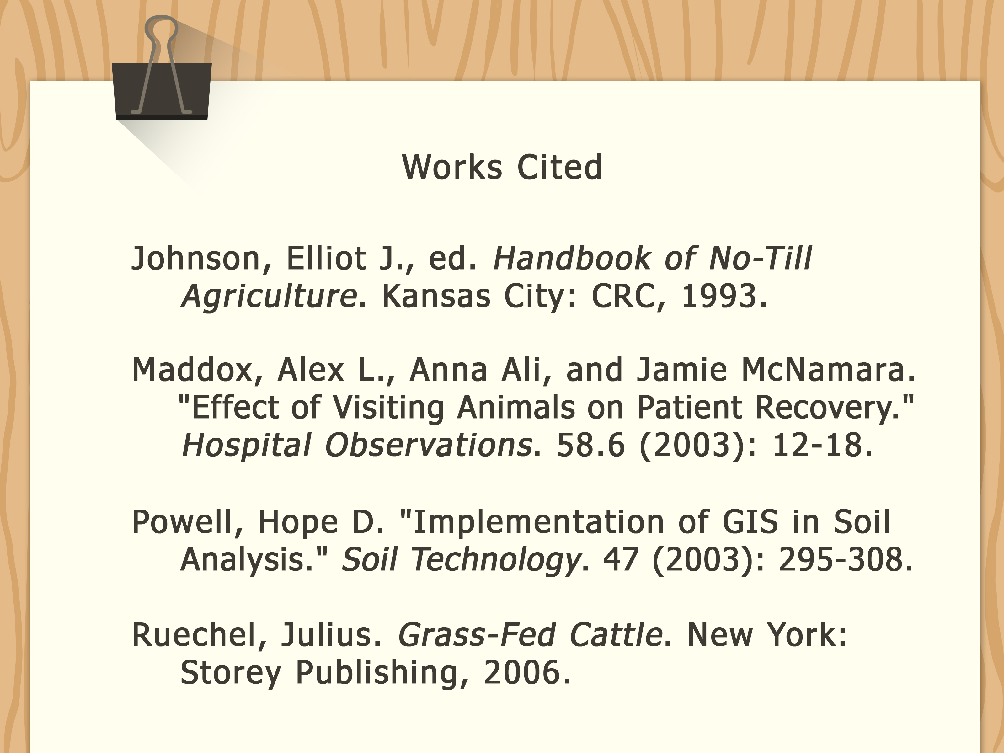 How To Cite Sources In MLA Format With Pictures WikiHow