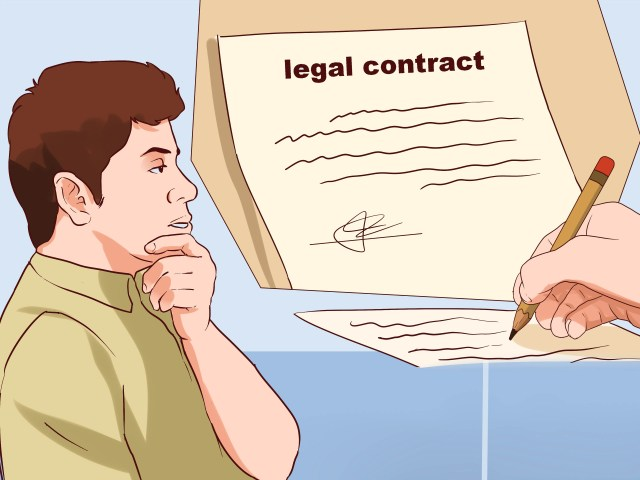 How to Write a Business Contract: 19 Steps (with Pictures)
