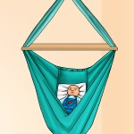 How To Make A Baby Hammock Swing 11 Steps With Pictures