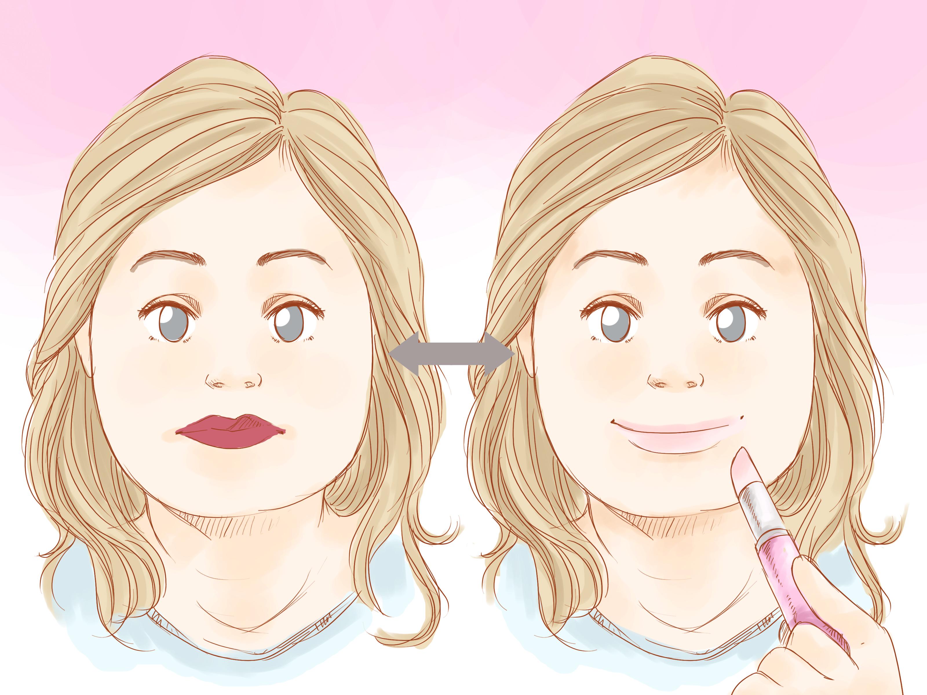Im Gesicht Abnehmen WikiHow