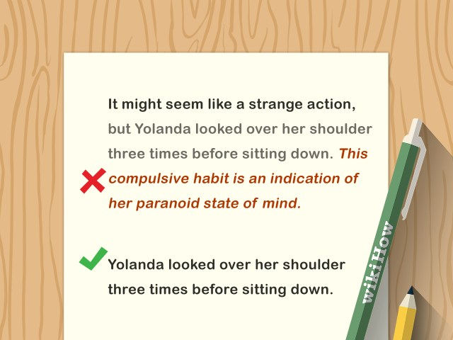 11 Ways to Write in Third Person - wikiHow
