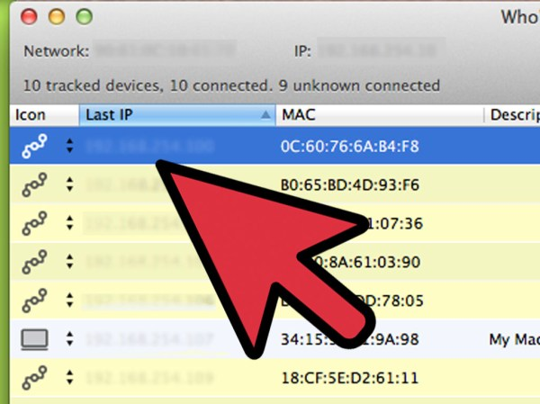 How to Tell If an Outside User Is on Your Wireless Network