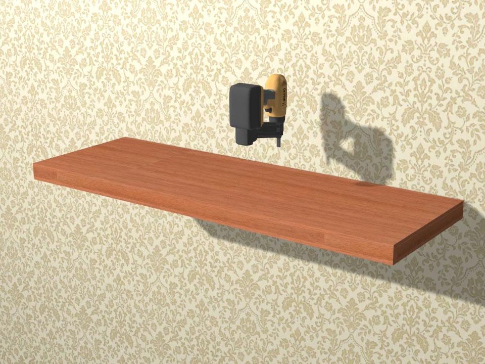 Per rendere gli ambienti di gran design è possibile creare delle mensole totalmente personalizzate utilizzando vecchio materiale di scarto. Come Costruire Semplici Mensole A Scomparsa