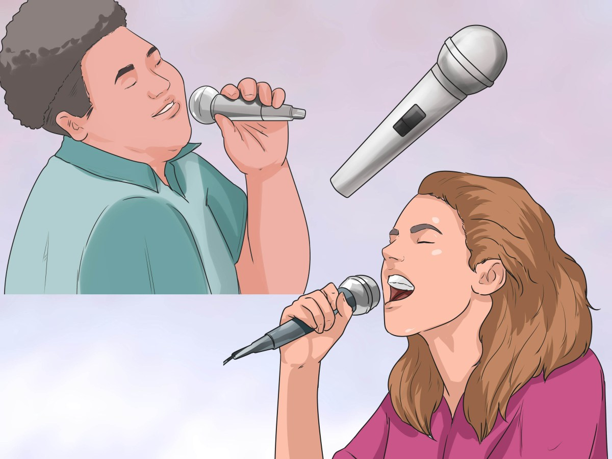 3 Ways to Sing Louder - wikiHow