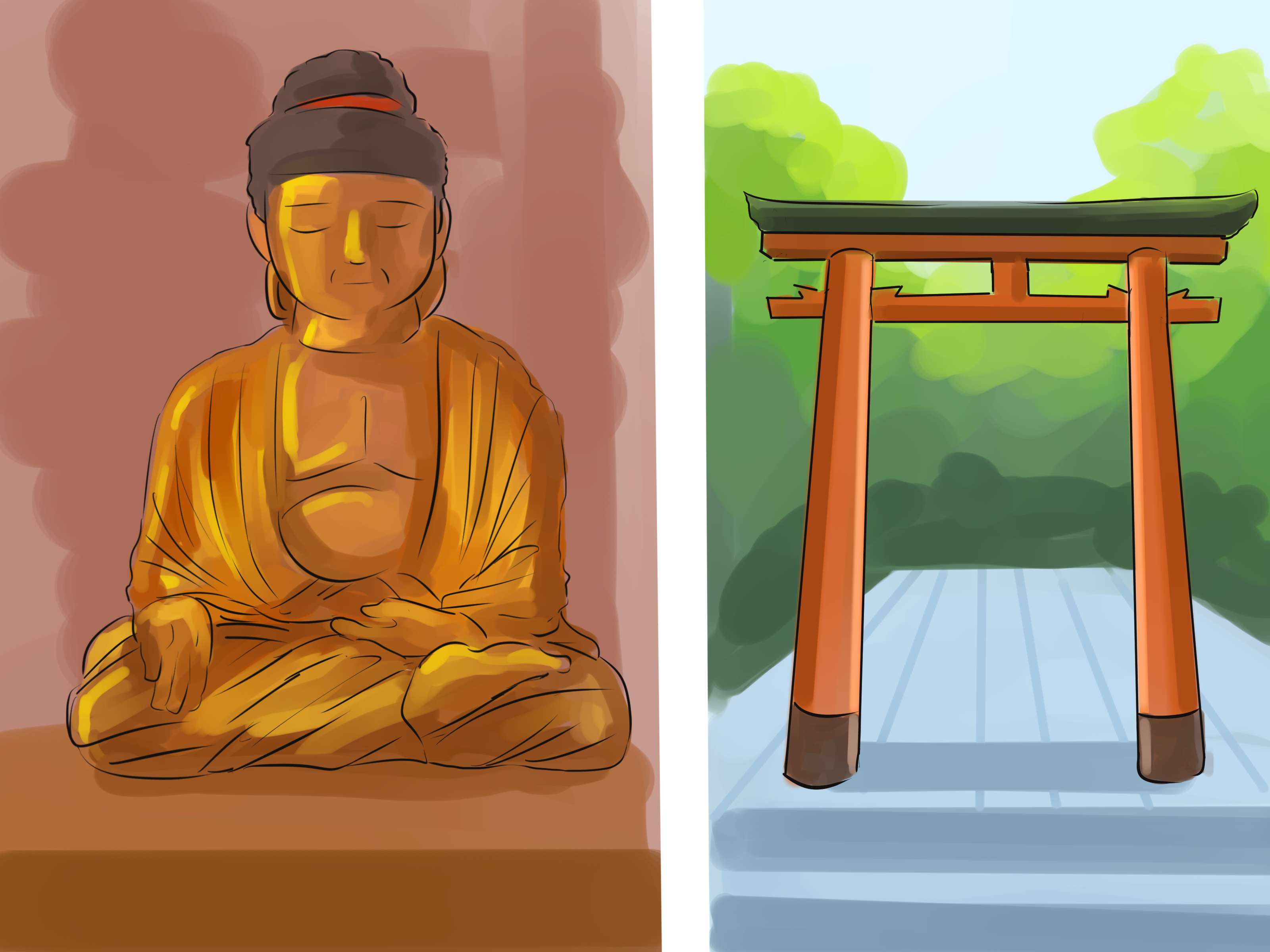 How To Distinguish Between Japanese And Chinese Cultures