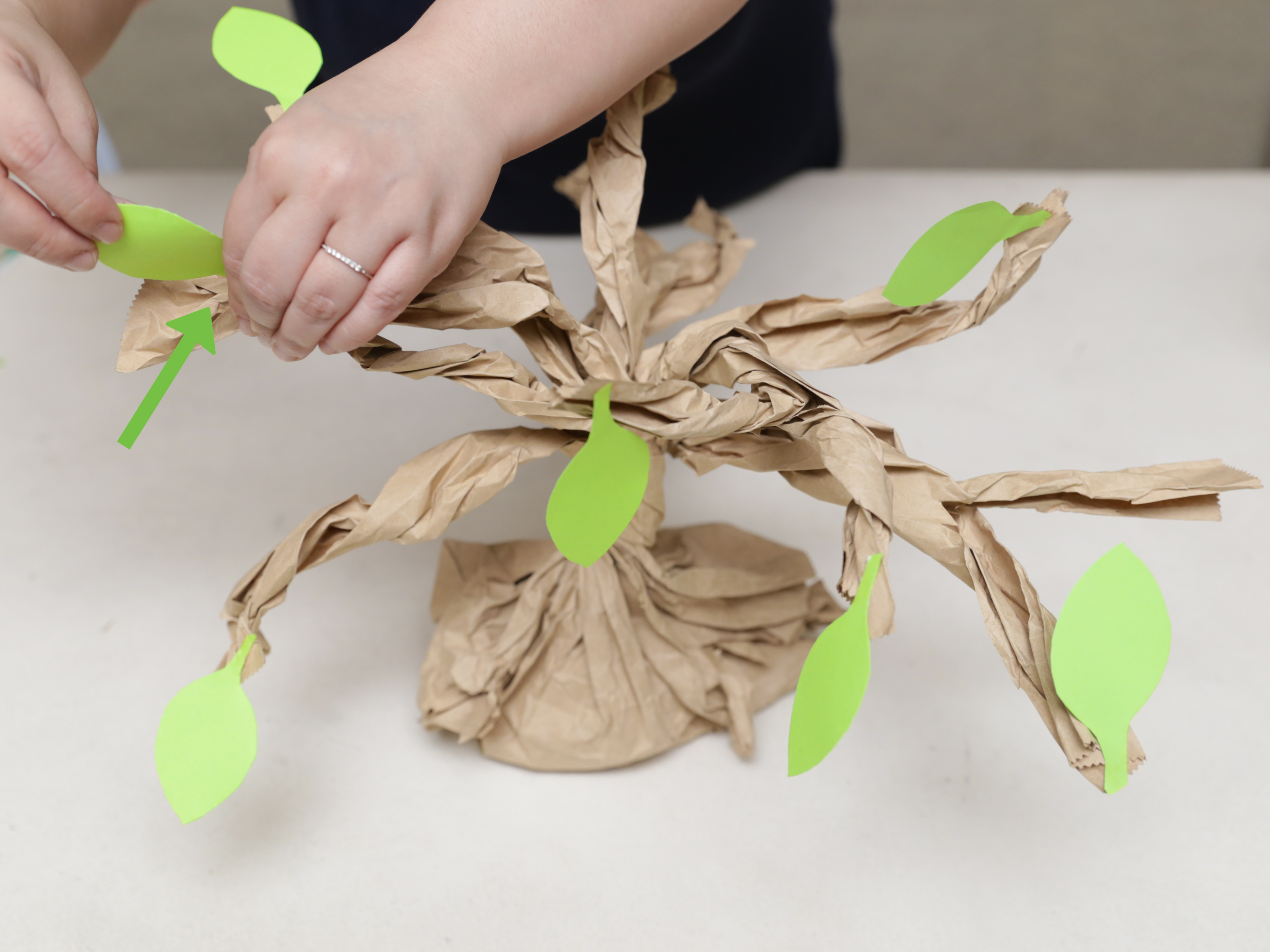 3 Ways To Make A Tree Out Of Paper