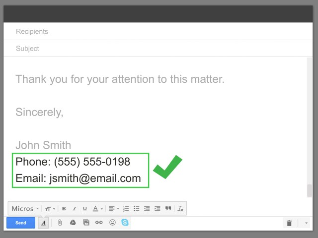 How to Write Business Emails: 6 Steps (with Pictures) - wikiHow