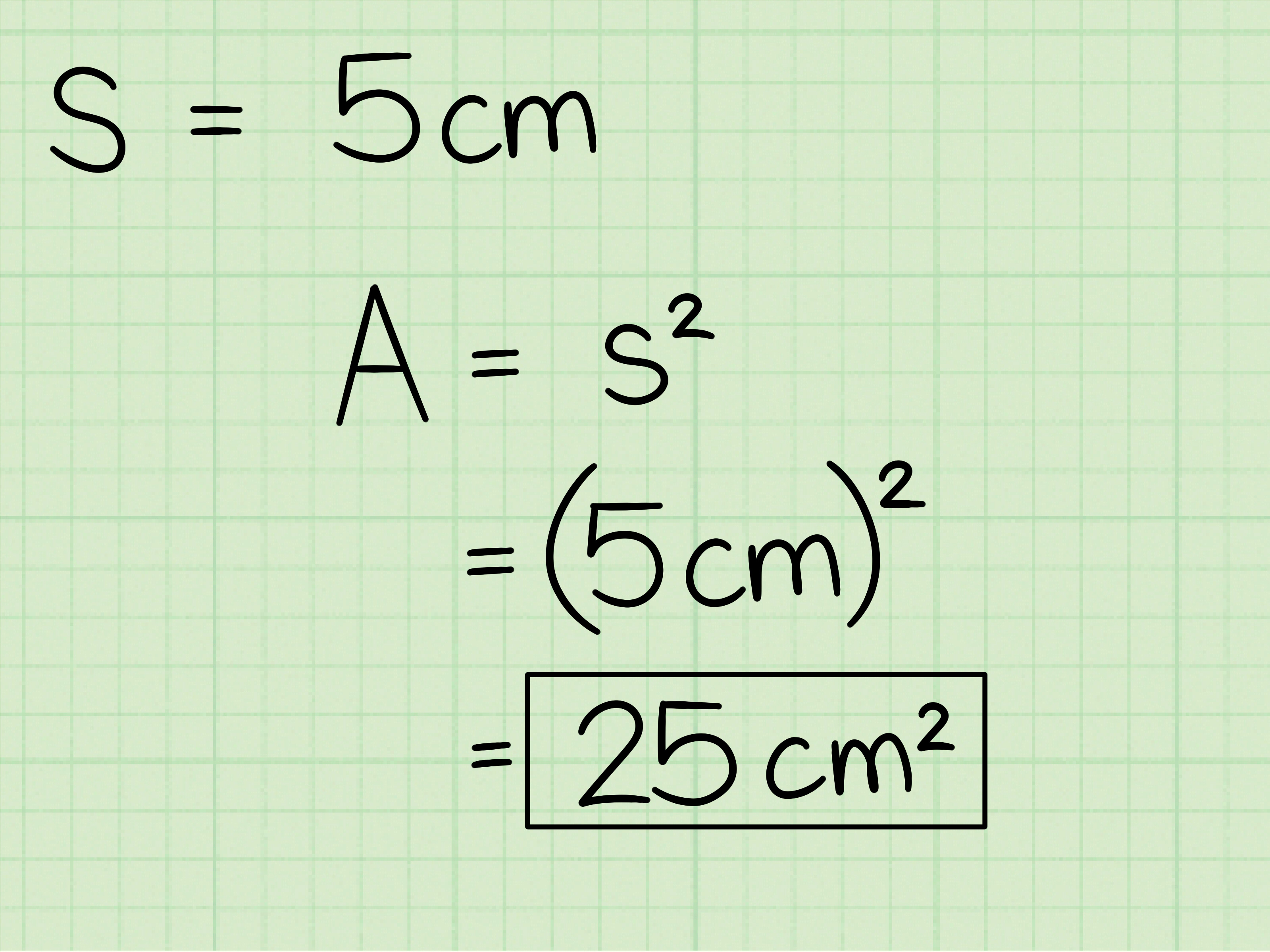3 Ways To Find The Area Of A Square