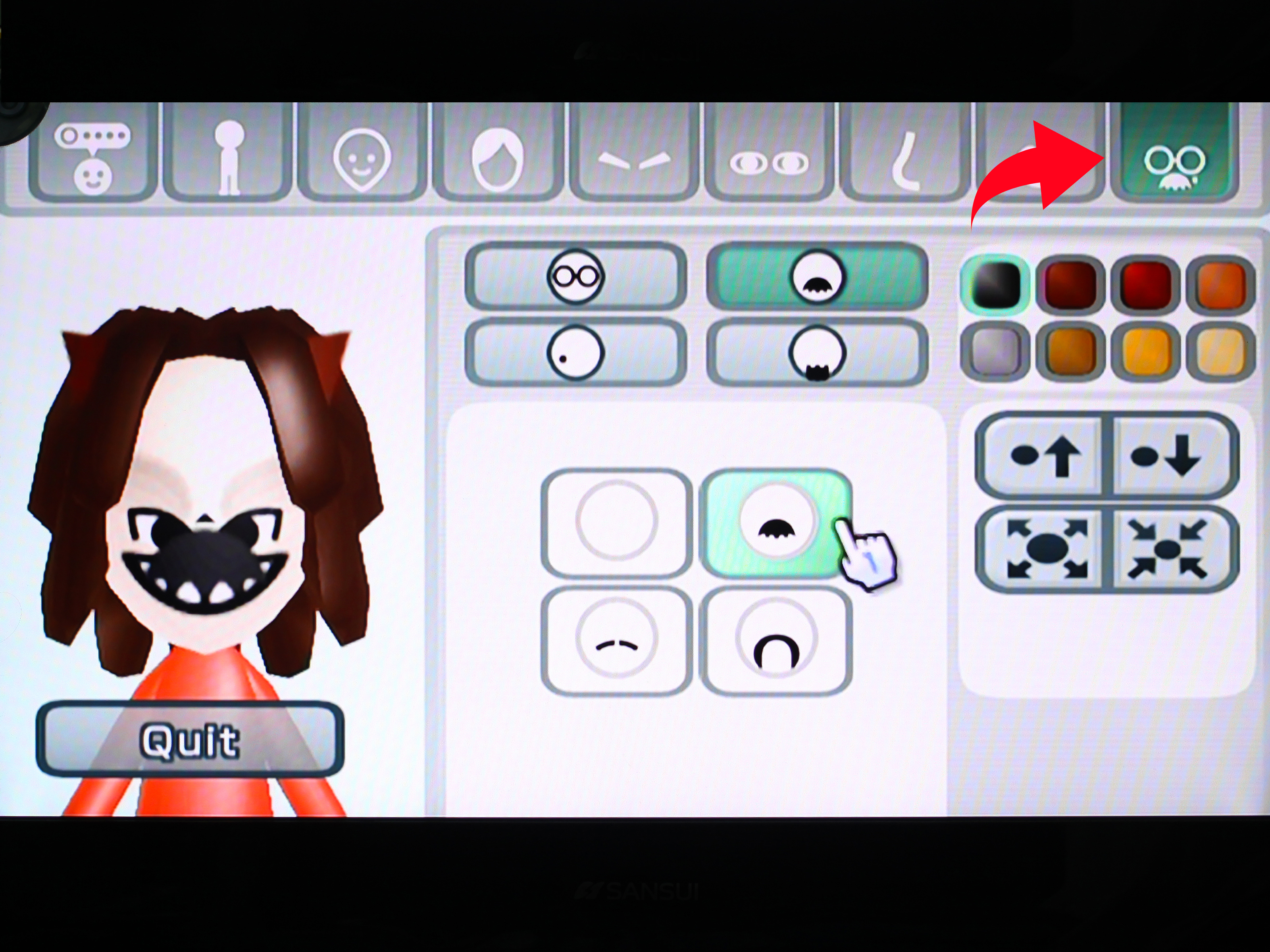 How To Make A Mii Look Evil 6 Steps With Pictures WikiHow
