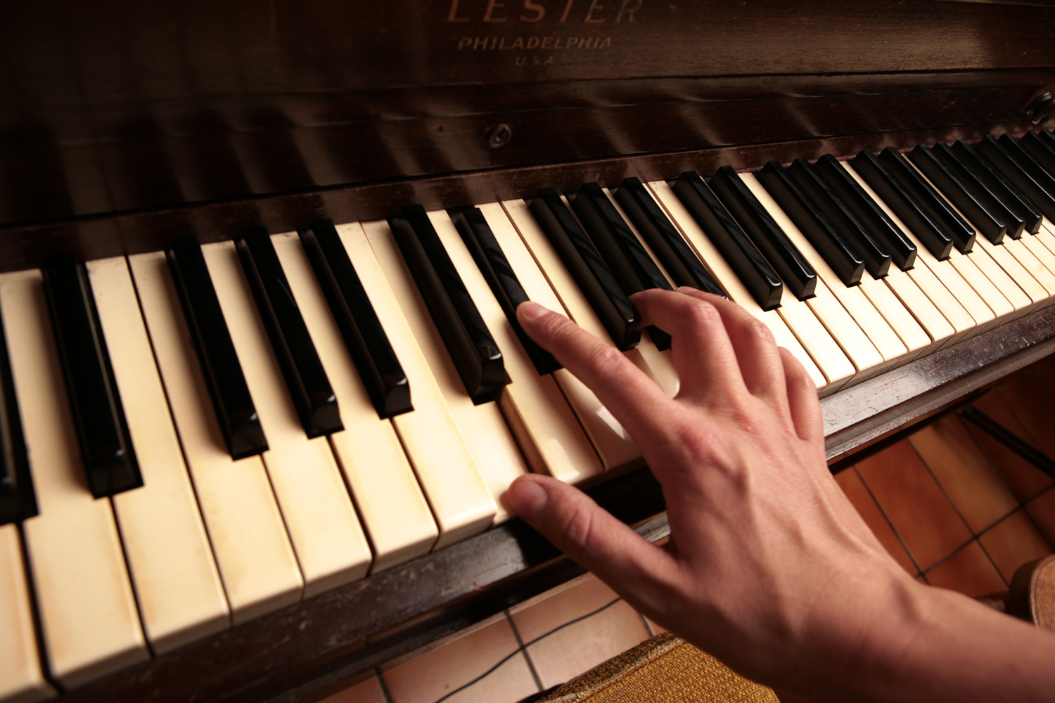 How To Play A Root Position Piano Chord 4 Steps With
