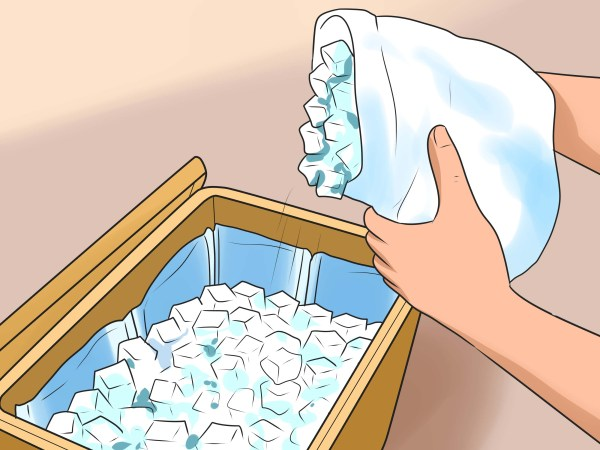 3 Ways to Keep Ice from Melting wikiHow