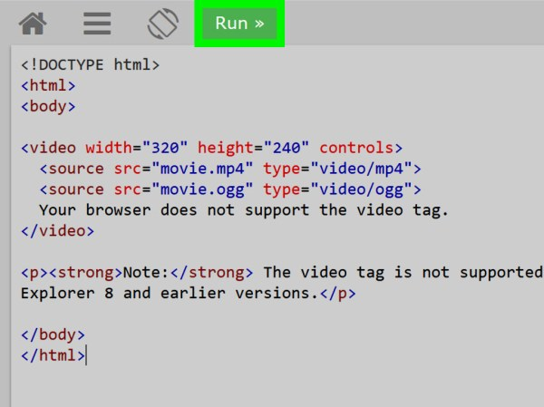 How to Embed iTunes Videos on Webpage Using HTML5: 6 Steps
