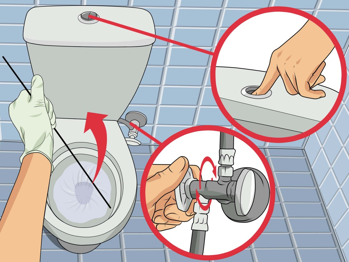 Image Result For How To Fix A Running Toilet Without A Ball Float