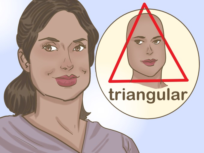 3 ways to determine your face shape - wikihow