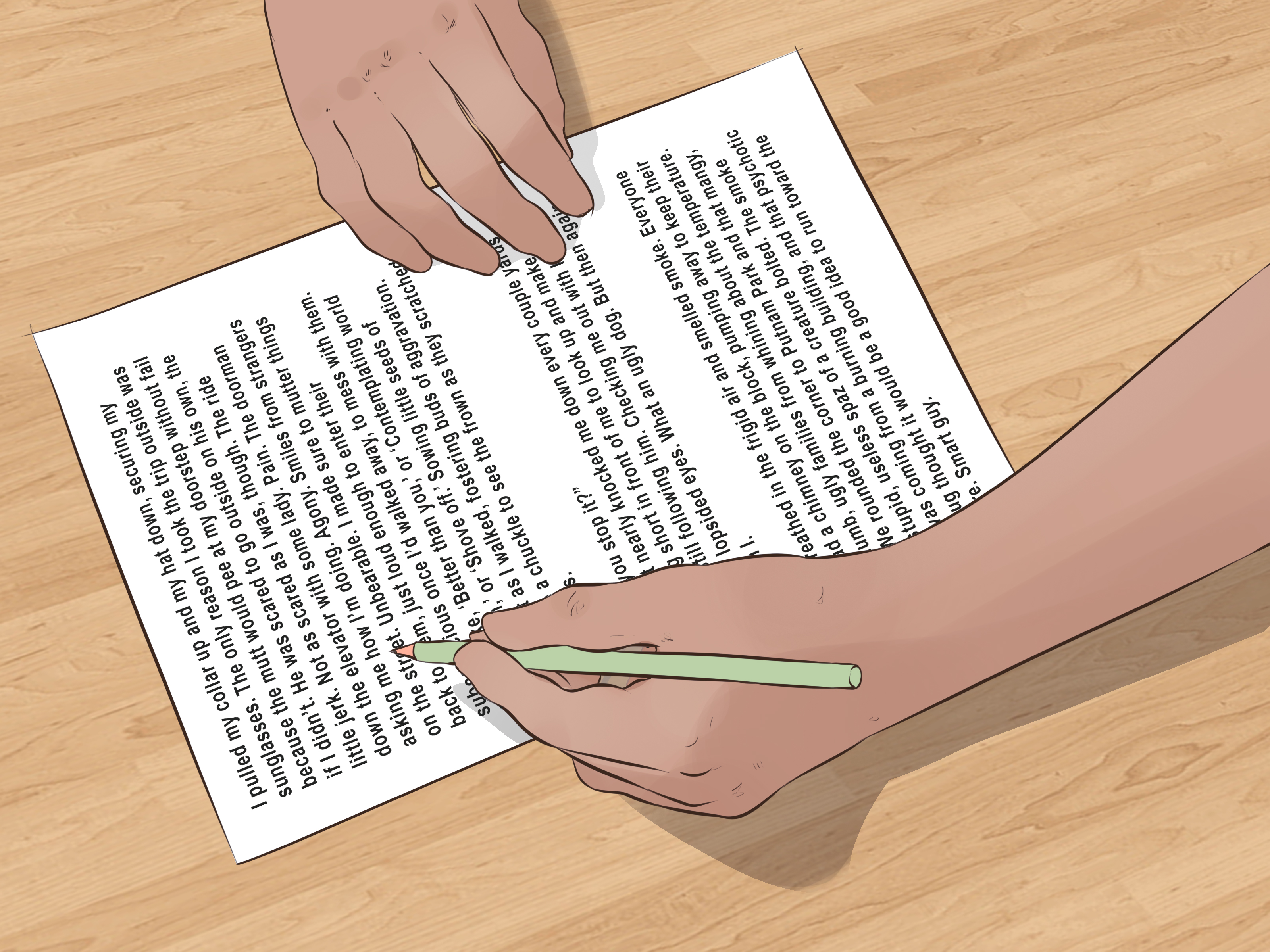 How To Write A Good Story With Examples