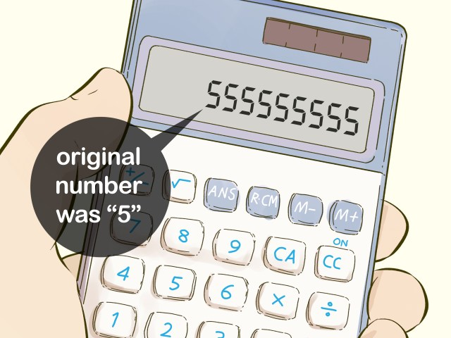 27 Ways to Do a Cool Calculator Trick - wikiHow