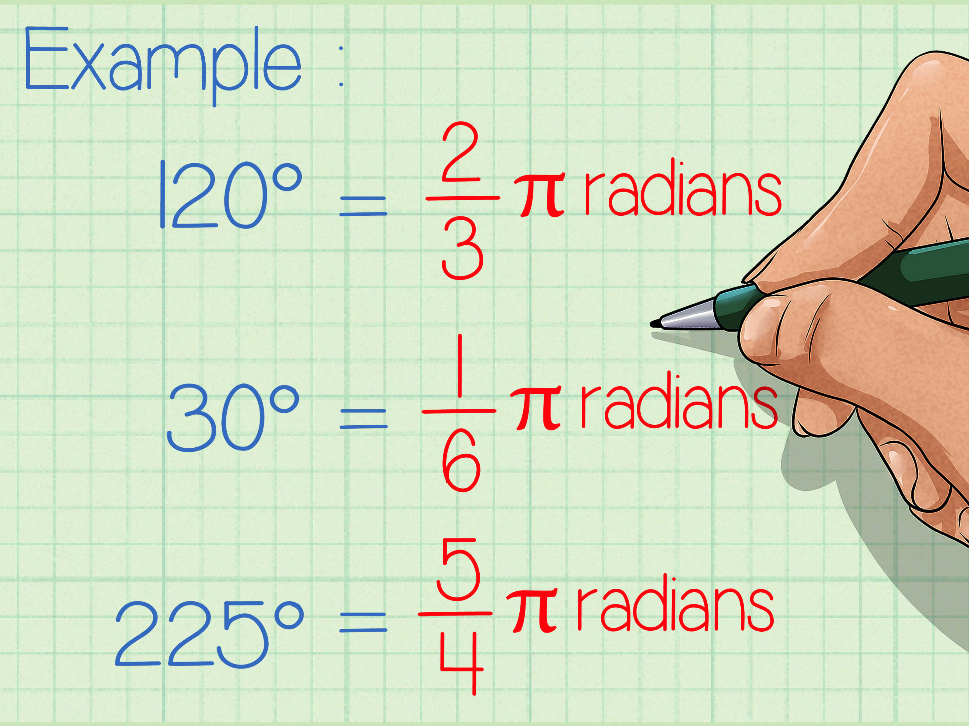 How To Add Radian Fractions