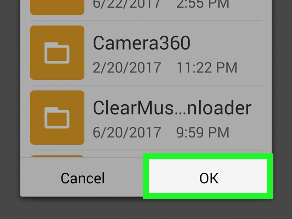Click on 'memory and storage' How to Transfer Files to SD Card on Android: 9 Steps