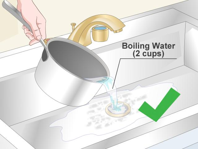25 Ways to Clean a Drain Pipe - wikiHow