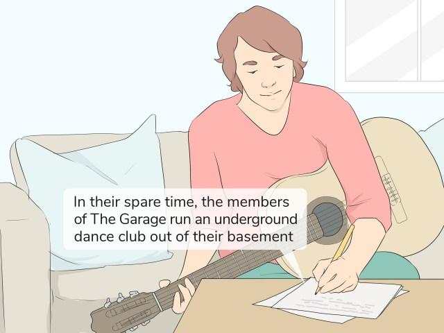26 Simple Ways to Write a Band Bio - wikiHow