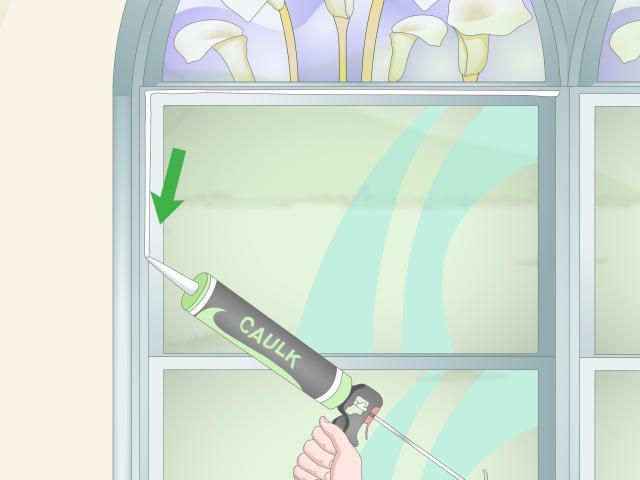 16 Ways to Fix a Drafty Window - wikiHow