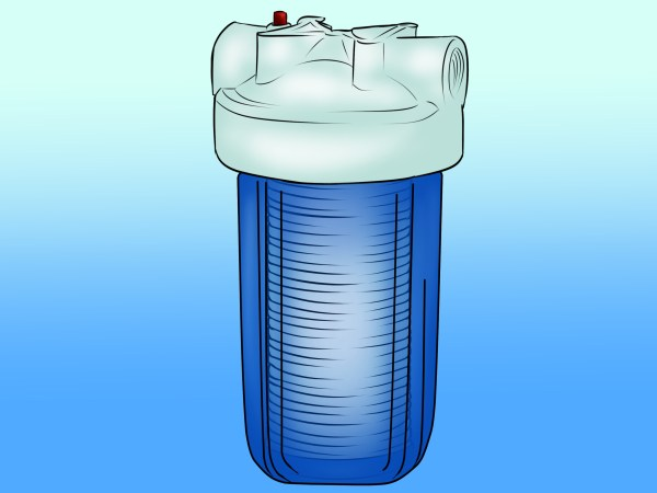 How to Replace an Aqua Pure AP810 Water Filter: 6 Steps