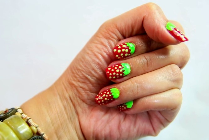 Nail Art Design And Procedure Image Collections Designs Easy Of Gallery
