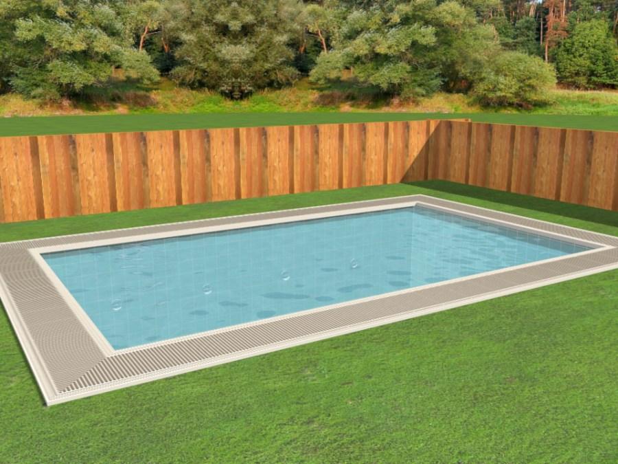 كيفية بناء حمام سباحة Wikihow