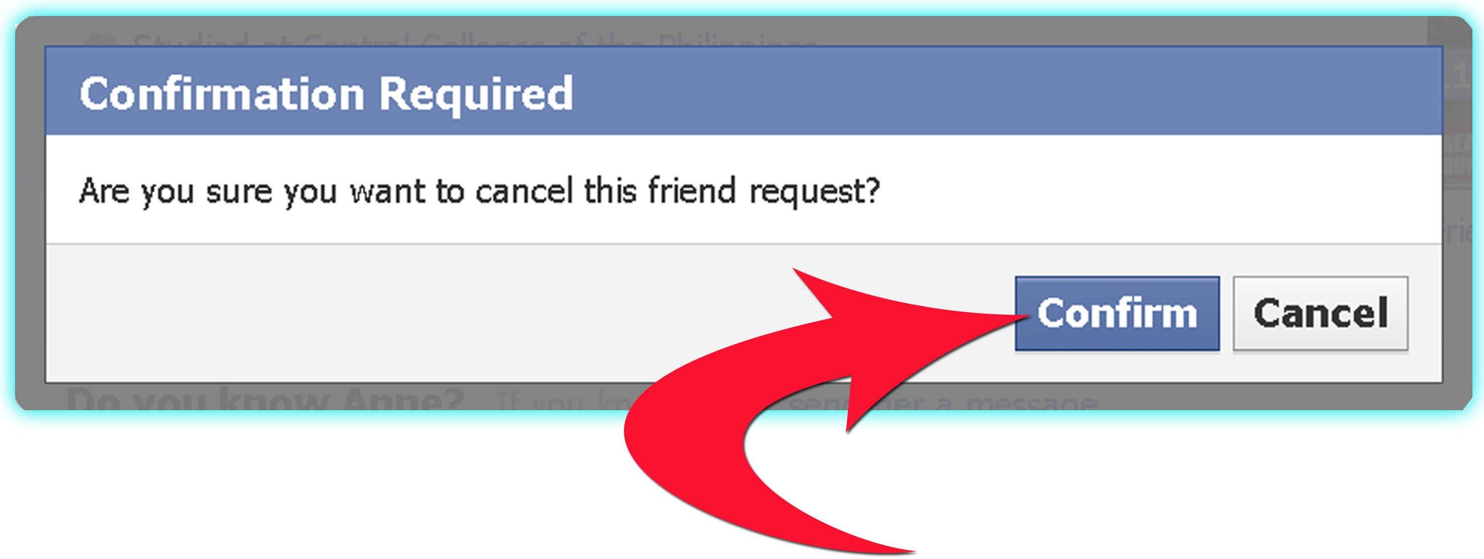 Facebook Pending Friend Requests