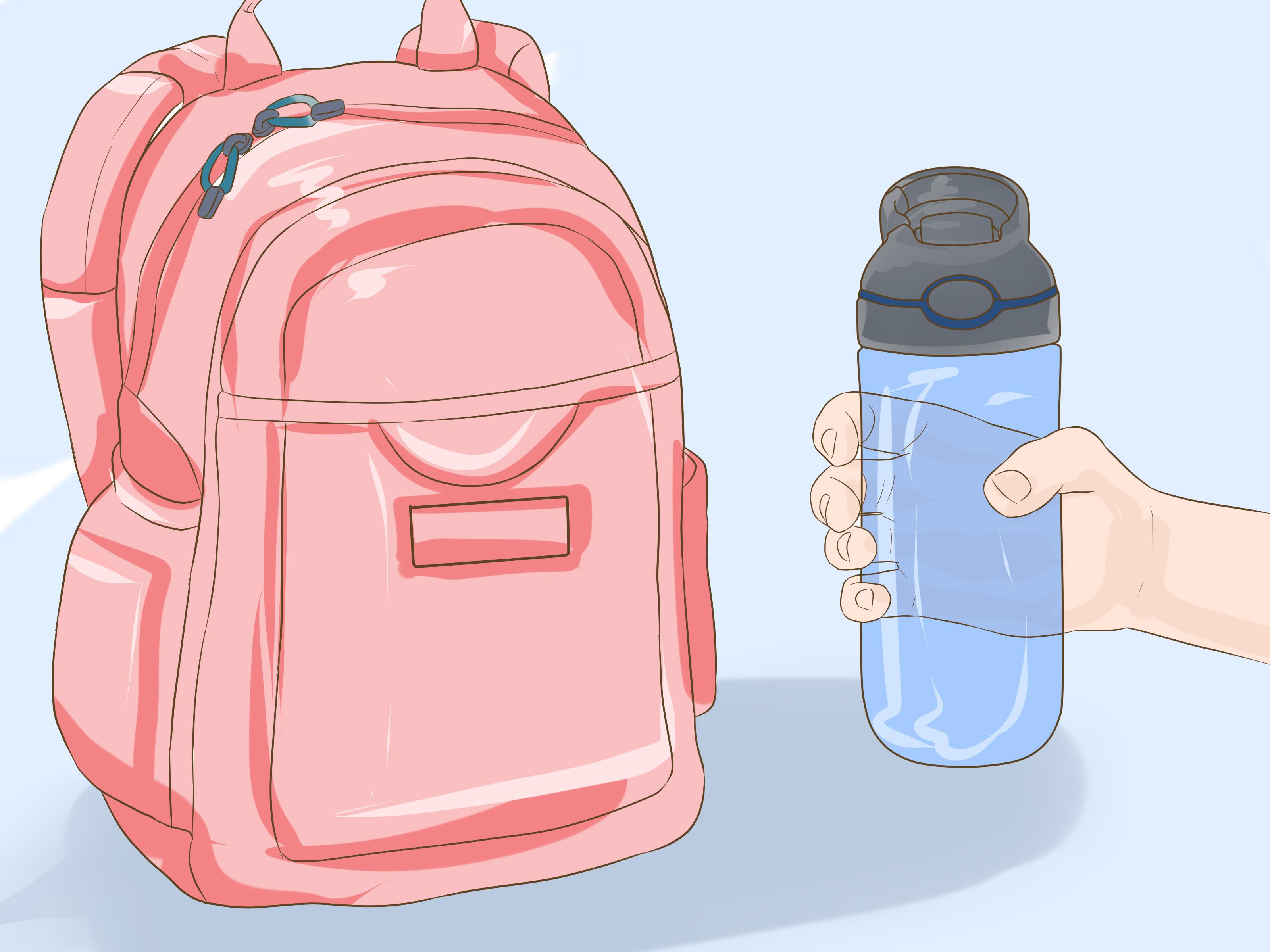 3 Formas De Organizar Tu Mochila Para La Escuela