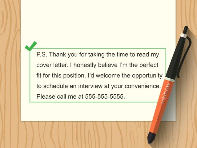 How to Write an Introductory Letter: 16 Steps (with Pictures)