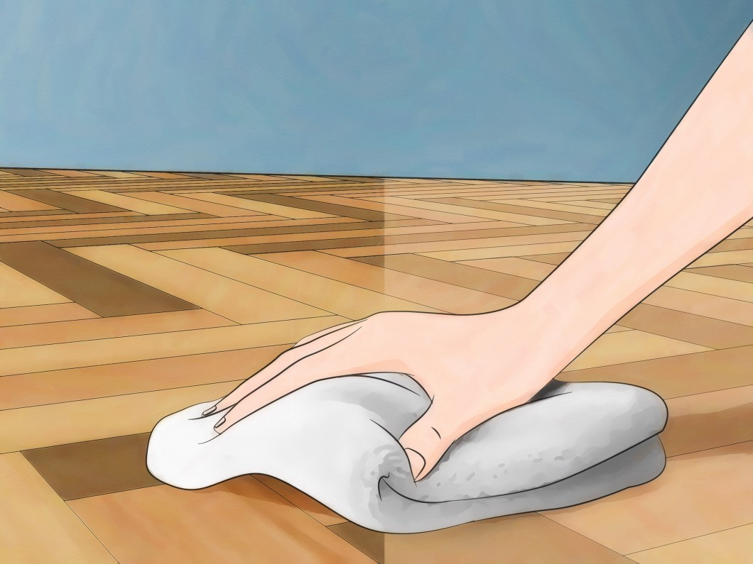 How To Remove Hairspray Residue From Linoleum Floors