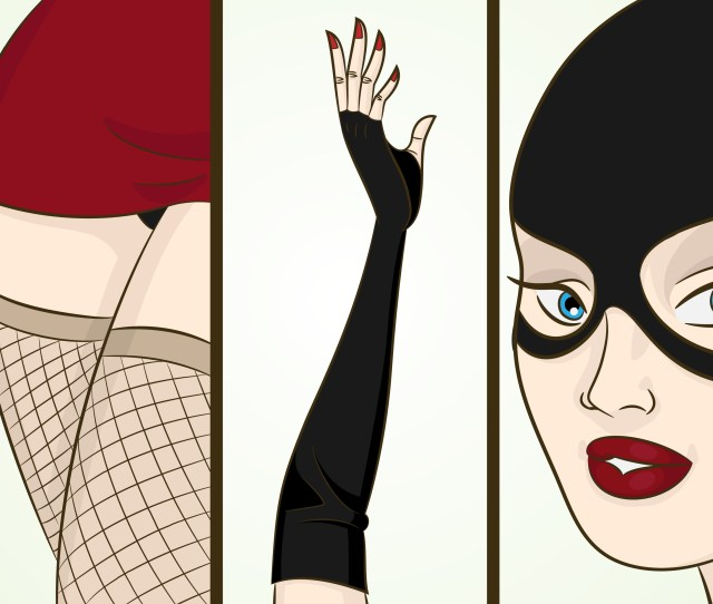How To Act Like A Dominatrix