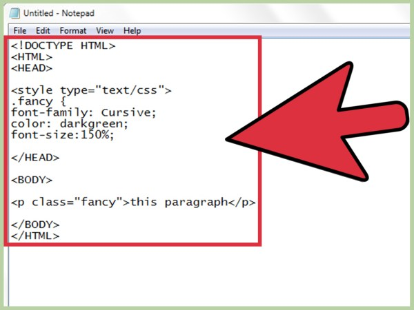How to Use Font Color Tags in HTML (with Sample HTML ...