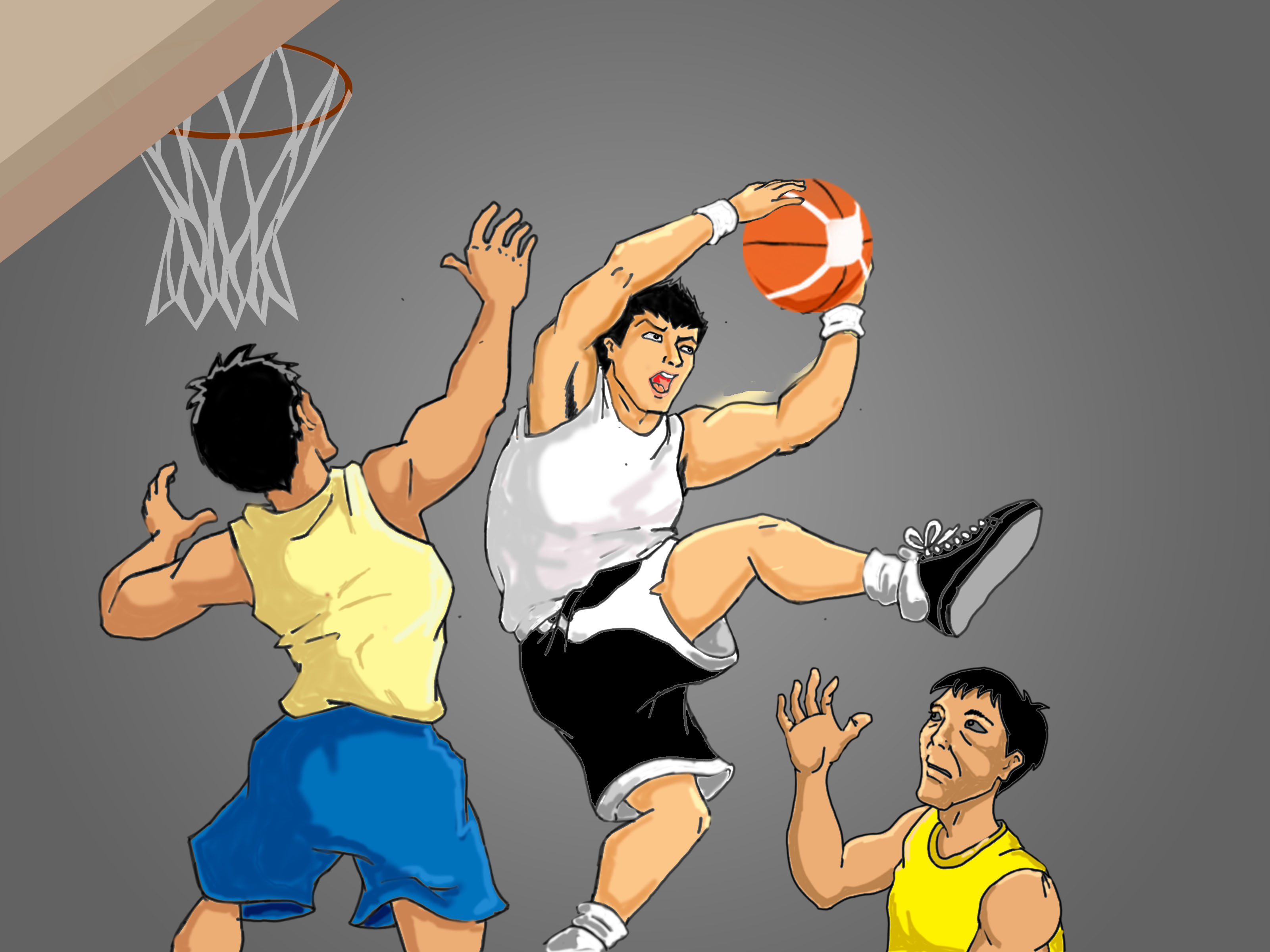 How To Become A Dominant Basketball Big Man 7 Steps
