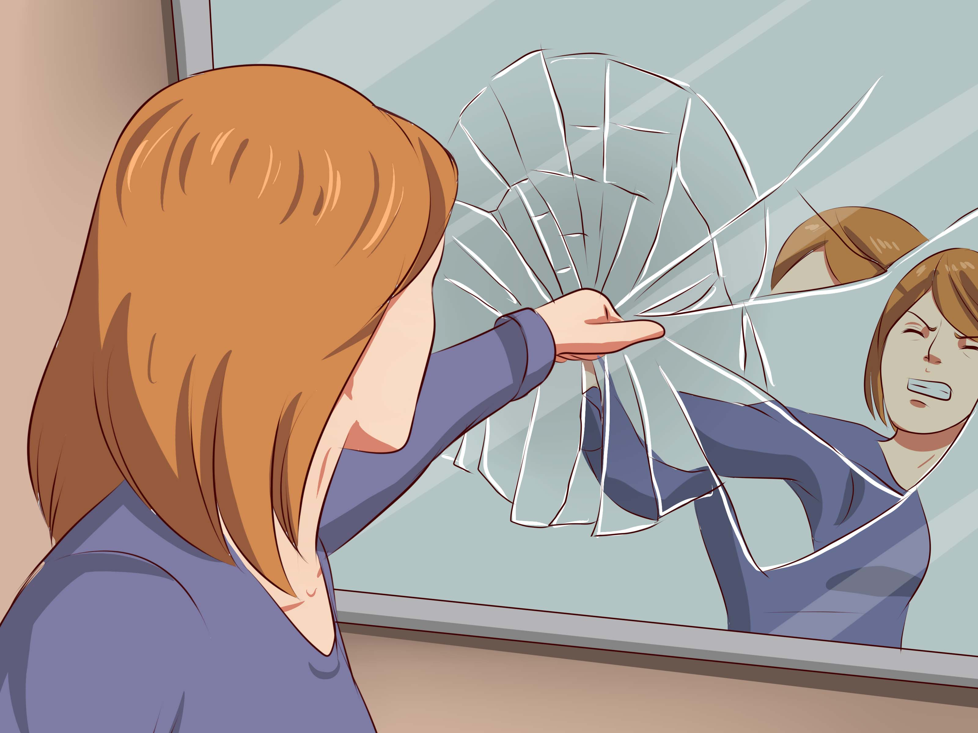 How To Tell If A Mirror Is Two Way Or Not 8 Steps With
