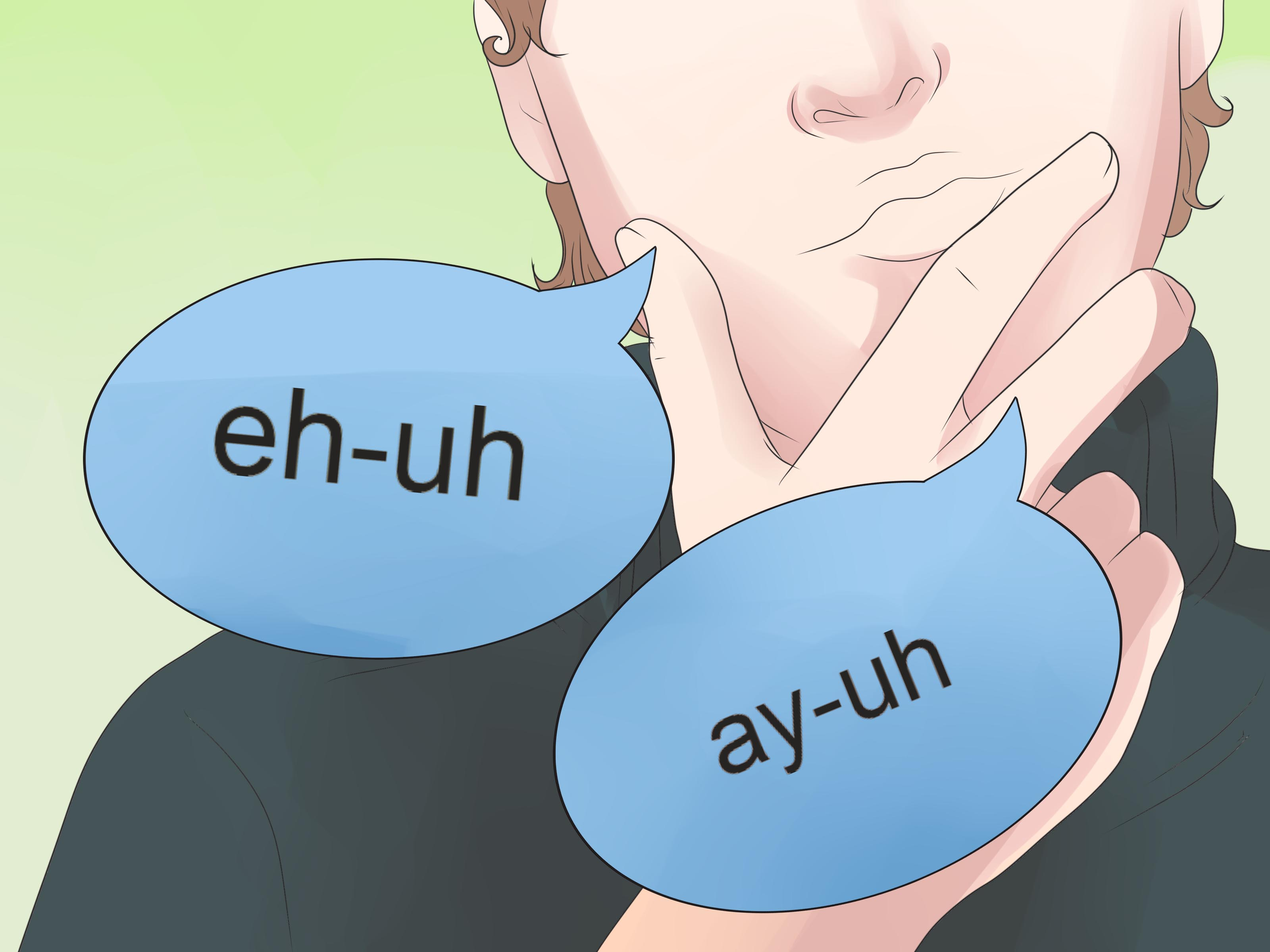 How To Fake A Convincing American Accent 9 Steps With Pictures