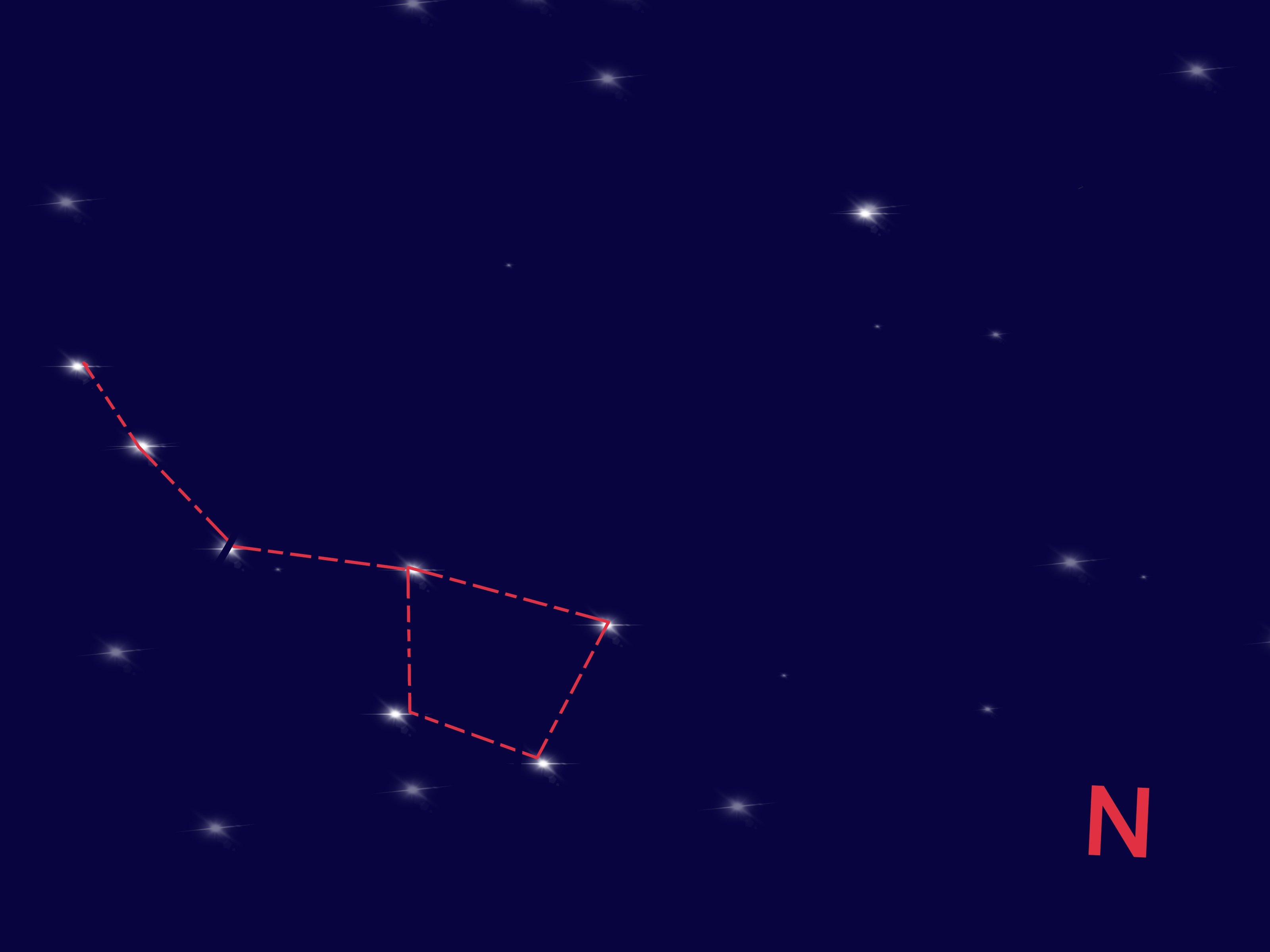 How To Find The Little Dipper 11 Steps With Pictures