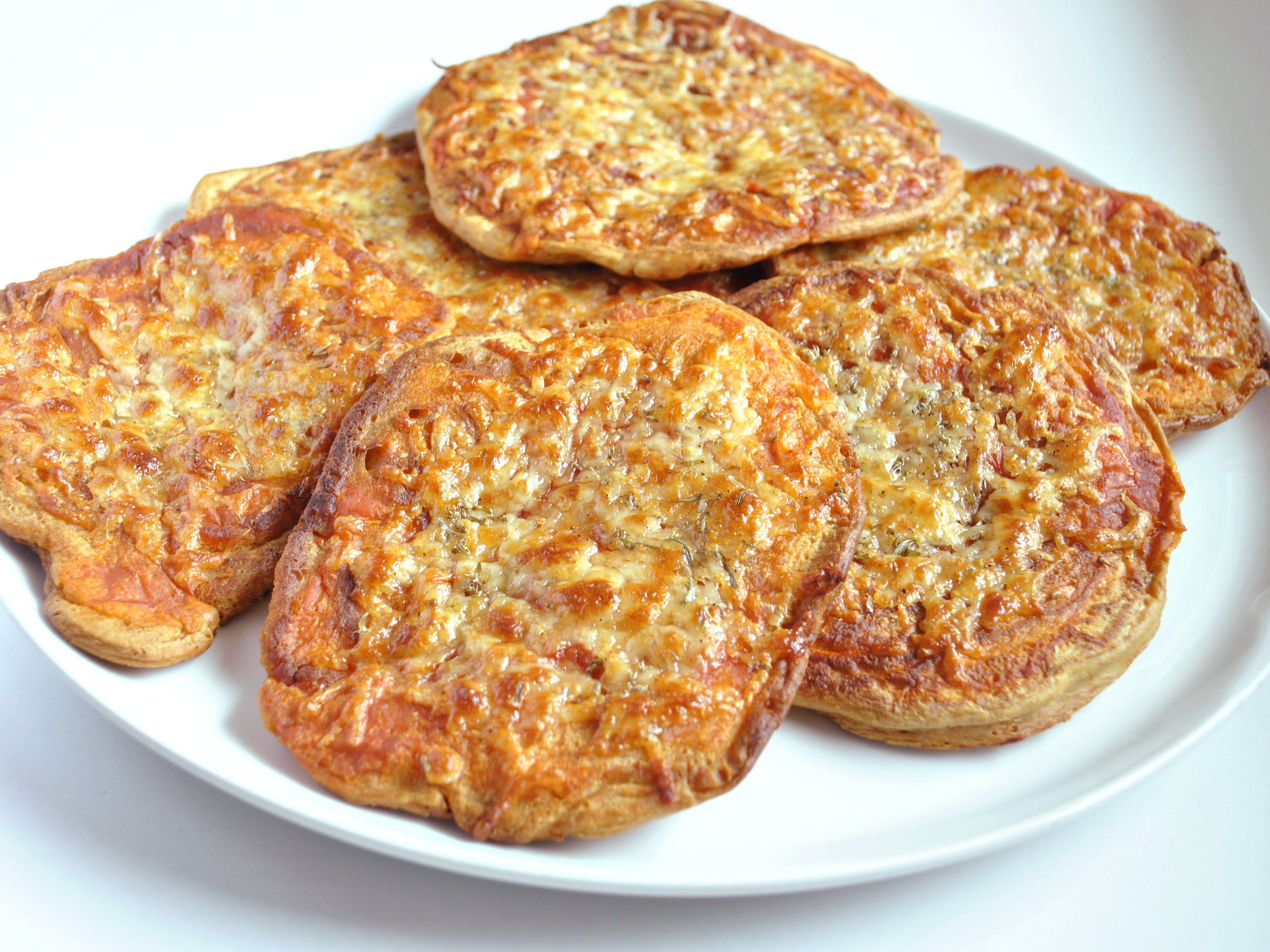 How To Make Crumpet Pizzas 7 Steps With Pictures Wikihow