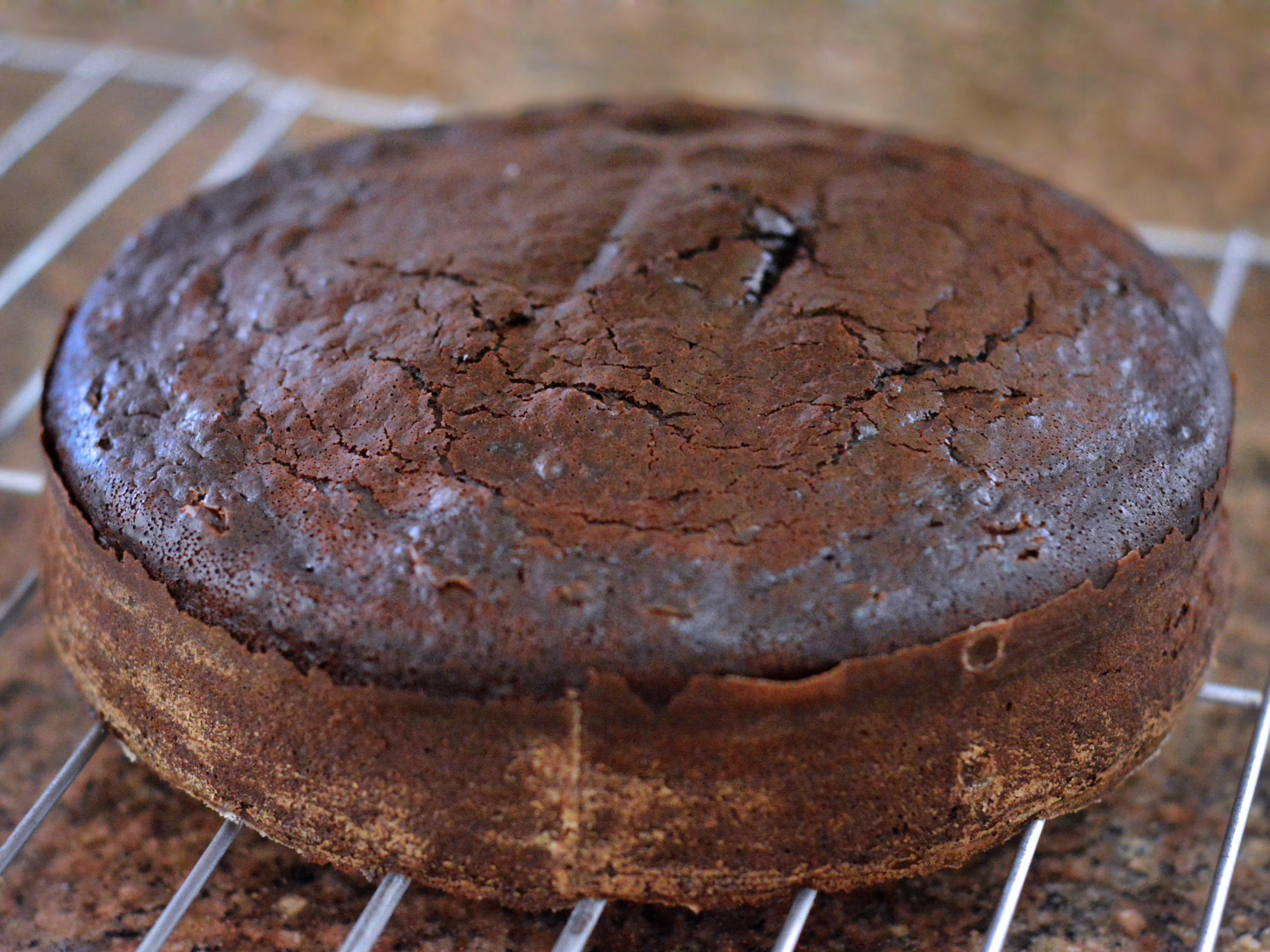 How To Make Absurdly Easy Chocolate Cake 6 Steps With