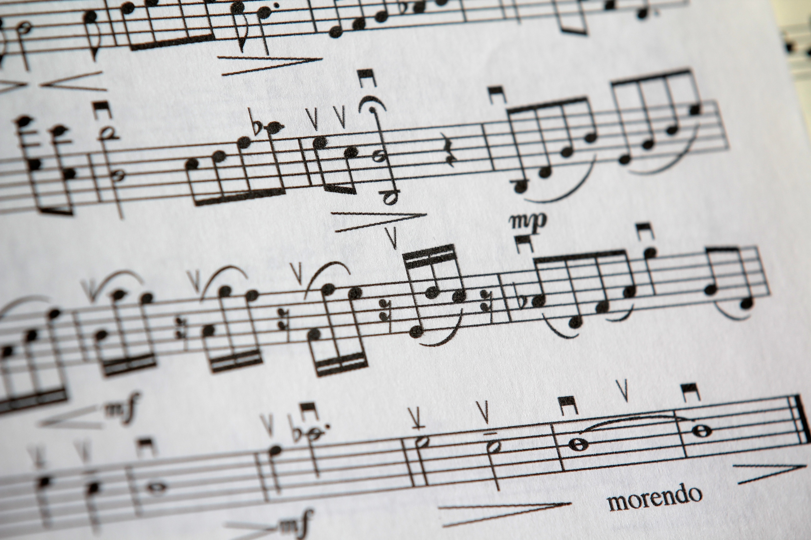 4 Ways To Read Music For The Violin