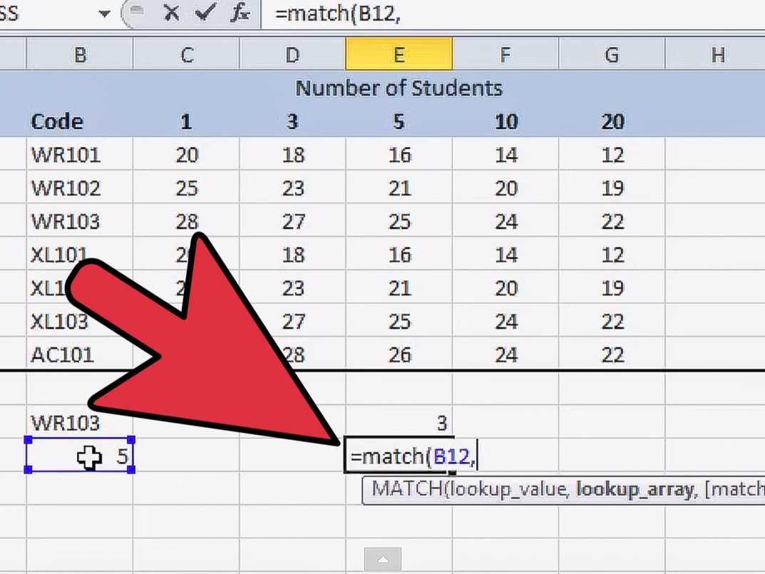 How To Match Data In Excel 11 Steps With Pictures