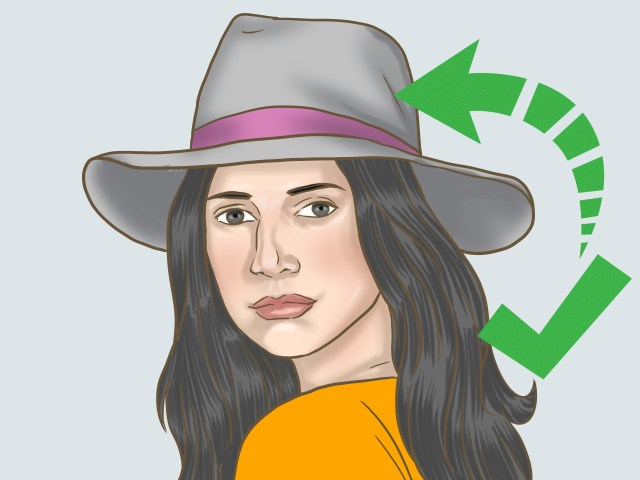 4 ways to hide a big nose - wikihow