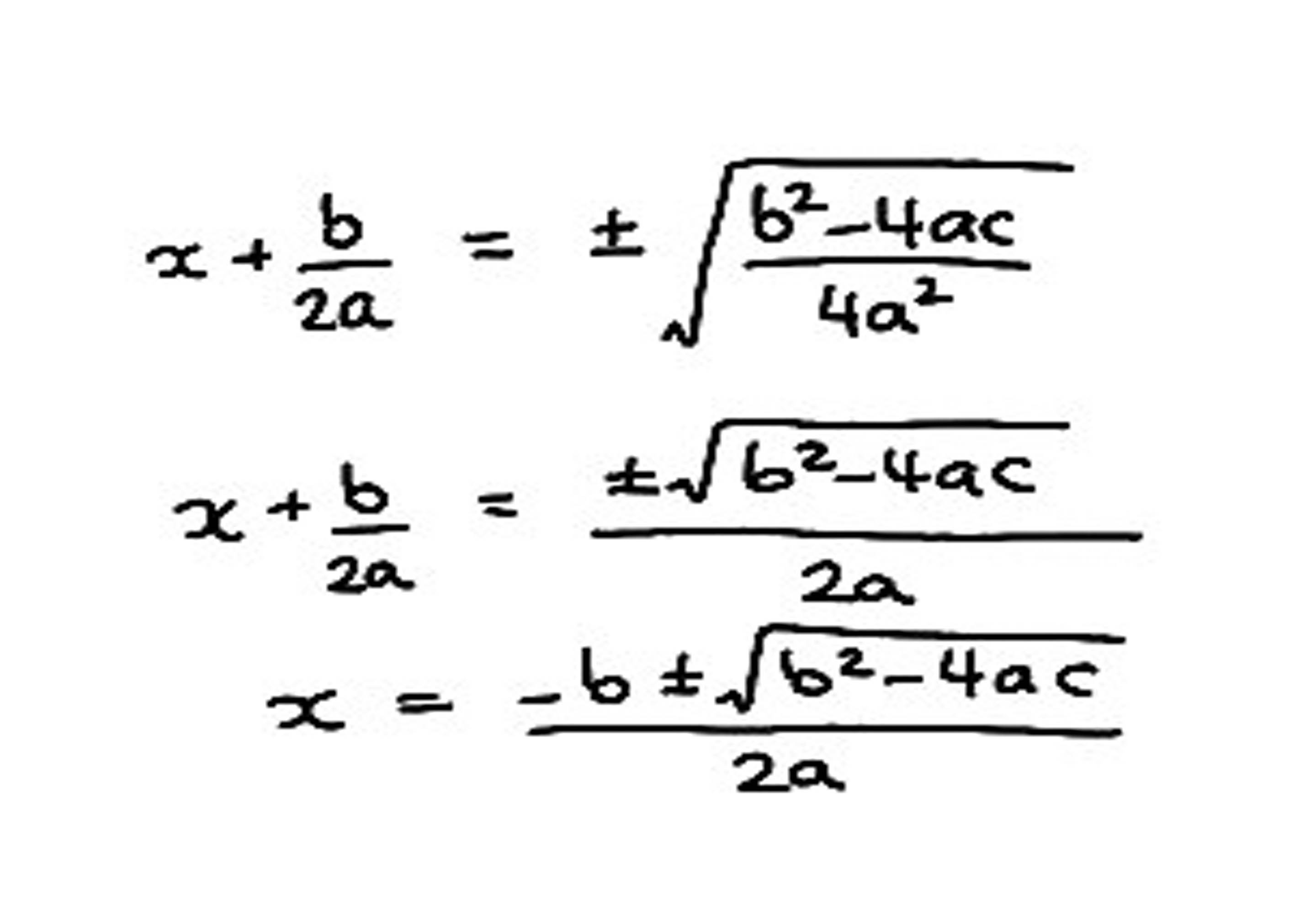 C Program To Find Root Of Quadratic Equations