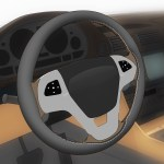 3 Ways To Fit A Steering Wheel Cover Wikihow