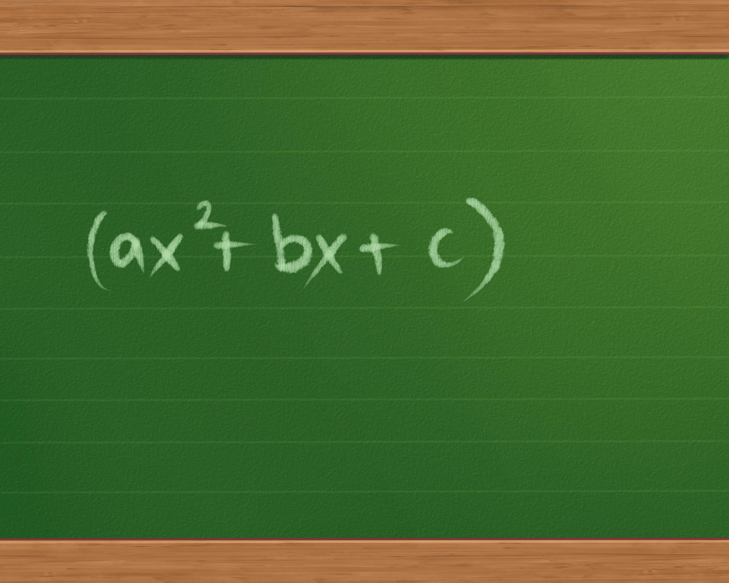 3 Ways To Factor Trinomials