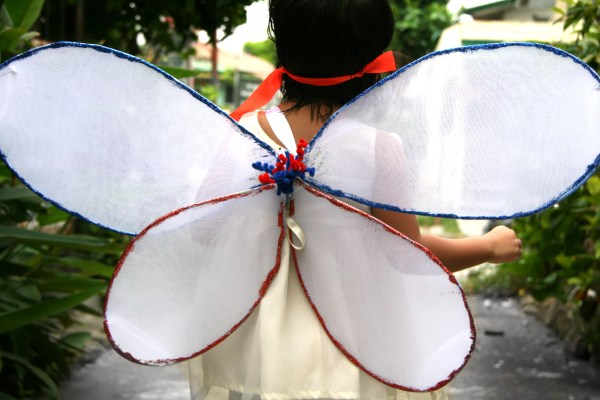 How to Make Fairy Wings (with Pictures) - wikiHow