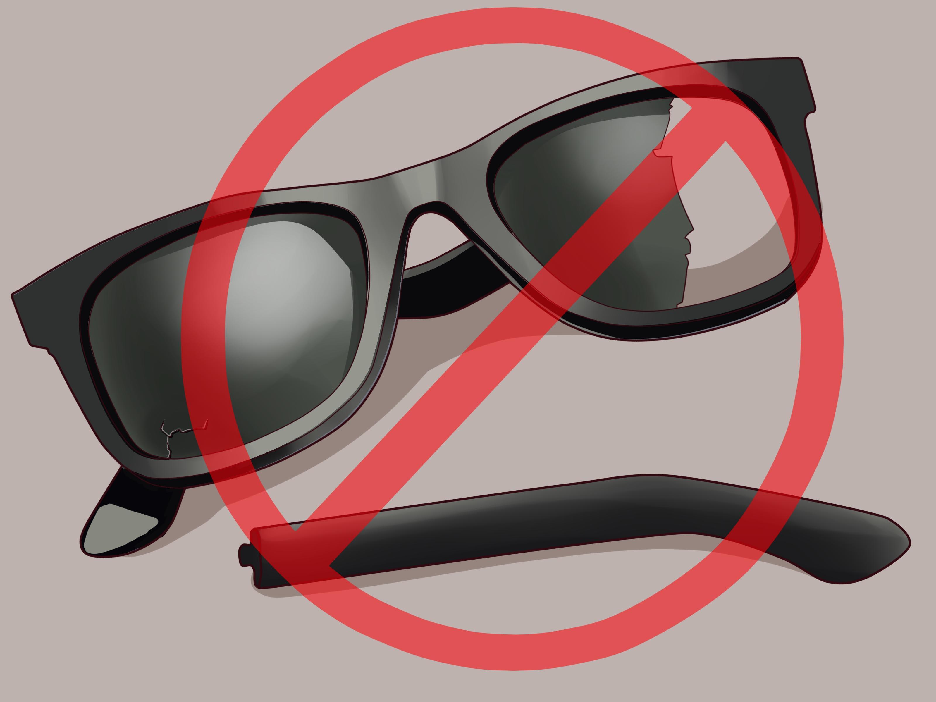 tell if ray ban sunglasses are fake