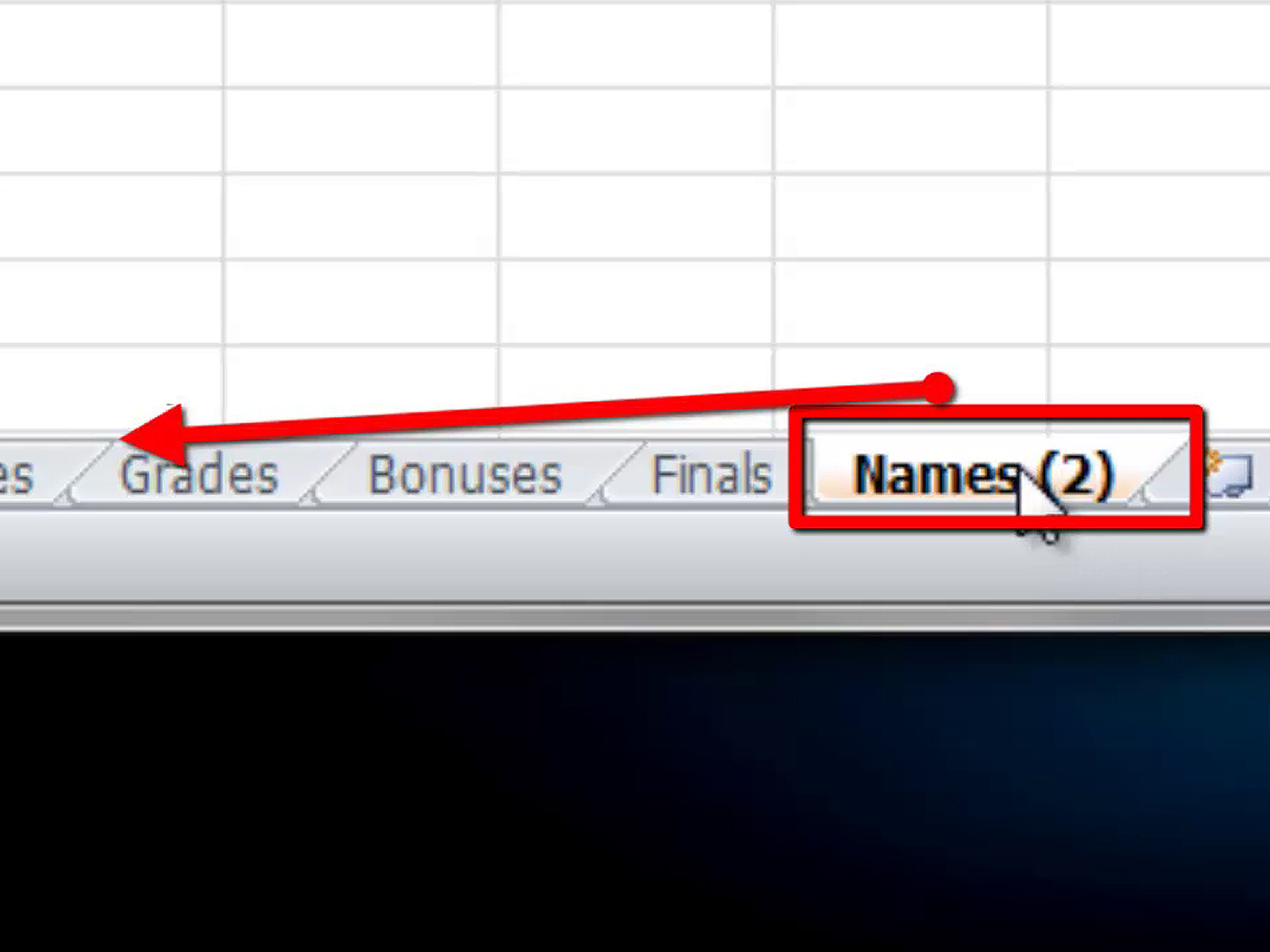 How To Add A New Tab In Excel