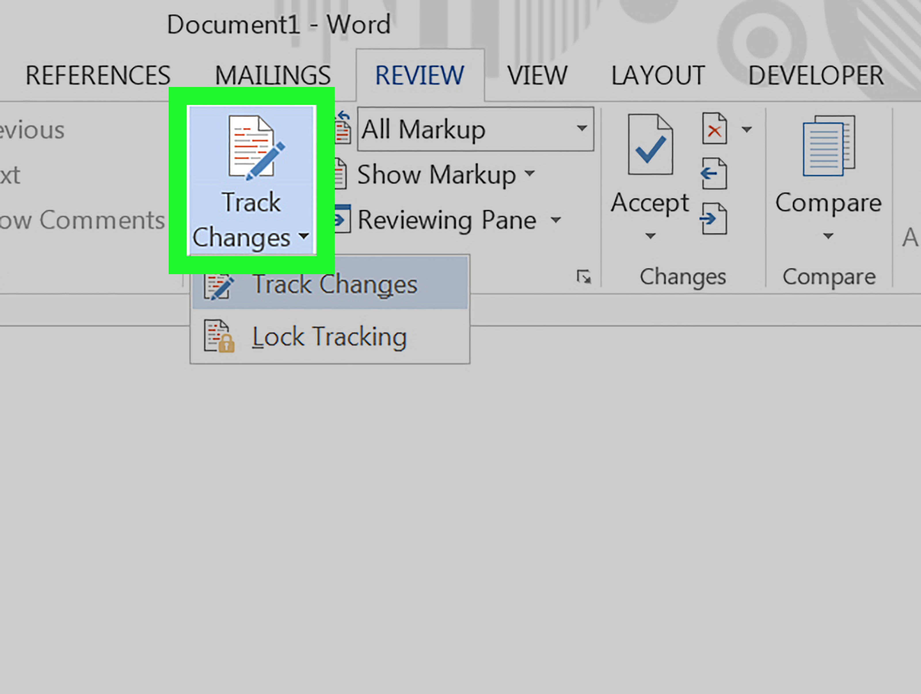 How To Mark Up A Word Document 3 Steps With Pictures